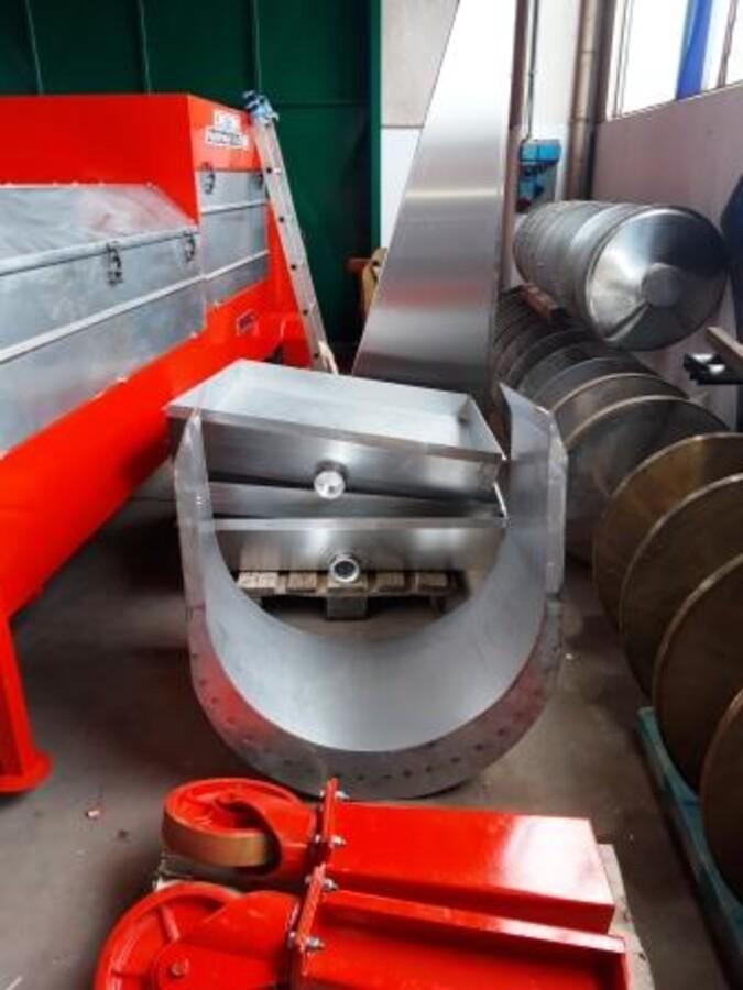 Florsvin 780 vasche in acciaio florsvin 780 idraulico revisionato