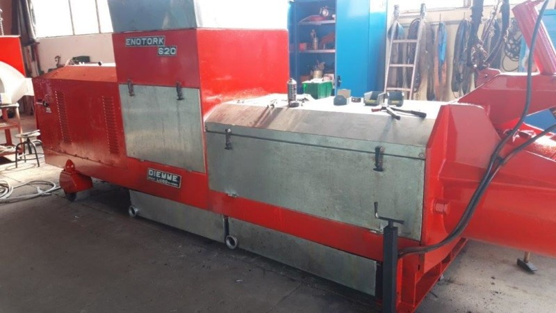 enotork 620 idraulico revisionato
